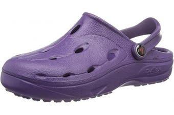 (4 UK, Purple Violett Acai) - Chung -Shi Dux Bio Acai, Unisex Adults' Clogs and Mules