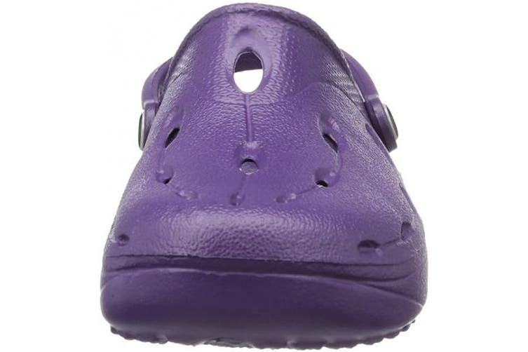 (10 UK, Purple Violett Acai) - Chung -Shi Dux Bio Acai, Unisex Adults' Clogs and Mules