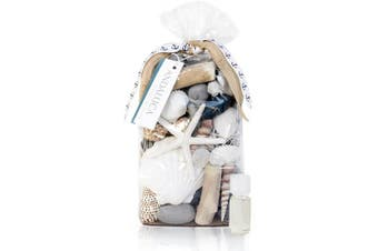 (Pacific Vanilla Isles) - ANDALUCA Pacific Vanilla Isles Scented Potpourri   Made in California   Large 590ml Bag + Fragrance Vial   Scents of Vanilla, Sandalwood and Coconut Blooms