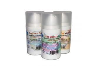 (Variety Pack) - Diva Stuff Antibacterial Nourishing Hand Cream (Made in the USA) - Variety Pack