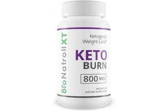 Bionatrol l XT - Keto Burn - Ketogenic Weight Loss - Lose More Weight - BHB Multimineral Formula - Burn Fat Faster - Faster Ketosis for More Time Burning Fat and Losing Weight - BHB Exogenous Ketones