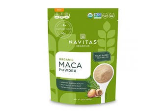 (Raw, 950ml) - Navitas Organics Maca Powder, 950ml Bag - Organic, Non-Gmo, Low Temp-Dried, Gluten-Free