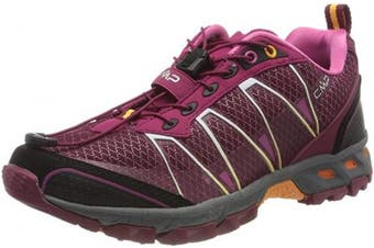 (4.5 UK, Red Goji Bounganville 12he) - CMP – F.lli Campagnolo Women's Altak Wmn Trail Shoe Running