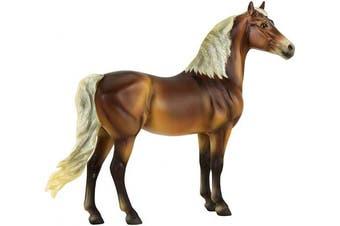 (Fairfax - 2020 Horse of the Year) - Breyer Freedom Series (Classics) Fairfax | 2020 Horse of The Year |Horse Toy Model | 23cm x 18cm | 1:12 Scale | Model #62120