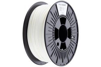 (White) - 3D Prima PVPLA300WT PrimaValue PLA Filament, 2.85mm OD, 1 kg spool, White
