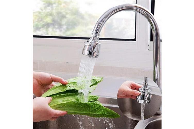 Kitchen Faucet Aerator Sink Tap Sprayer Head 360 Degree Rotatable Abs Anti Splash Faucet Sprayer Head Replacement Sink Nozzle Attachment With 2 Modes Matt Blatt