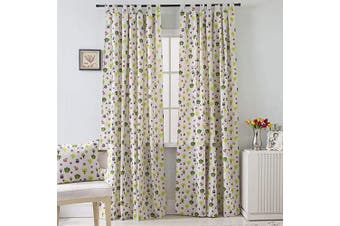 (55W x 78L Inch, Picture 1) - BROSHAN Kids Room Curtain Animal, Cartoon Animal in Forest Print Drapes and Curtains Tab Top for Bedroom Window Curtain Room Darkening Boys and Girls Room, 1 Panel,