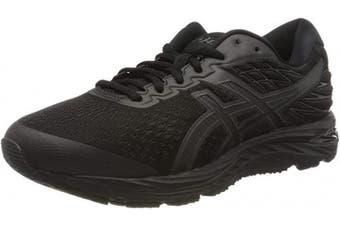 (5 UK, Black) - ASICS Men's Gel-Cumulus 21 Running Shoe