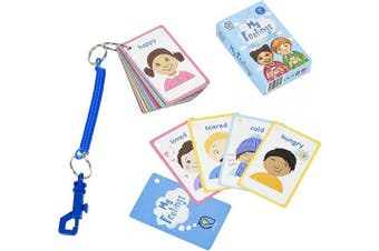 My Feelings cards and Emotions Flash Cards For Special Needs, Autism as Cue Cards, Aiding with Empathy and Social Skills, Also a great tool for SENCO