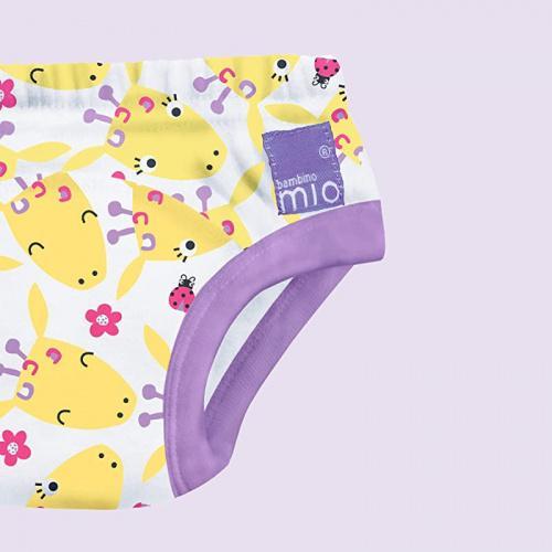 Giraffing Around Bambino Mio Potty Training Pants Years 3