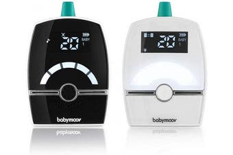 (Premium Care) - Babymoov Premium Care Audio Baby Monitor, 1400 m