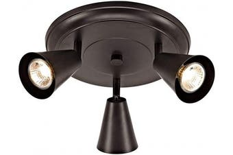 (Canopy) - Addington Park 60017 Sian Canopy Light, Oil-Rubbed Bronze Finish