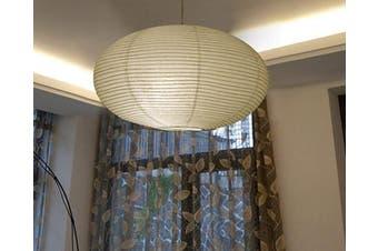 "(White-16inch) - TopAAA 16"" White Round Paper lantern, Pendant Lamp Shade, Hanging Paper Decorations (White-41cm )"