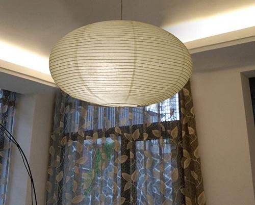 White 16inch Topaaa 16 White Round Paper Lantern Pendant Lamp Shade Hanging Paper Decorations White 41cm Matt Blatt