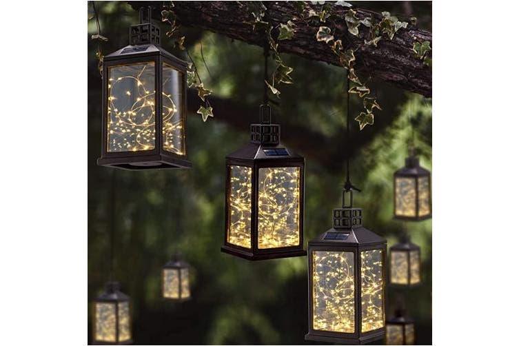 Solar Lantern Lights Outdoor Sunwind, Outdoor Hanging Lanterns Australia
