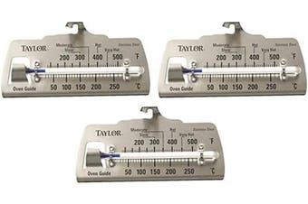 Taylor Oven Thermometer 100 - 600 Deg F 10cm - 2.2cm X 5.1cm - 0.6cm