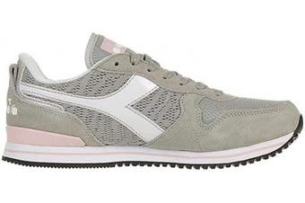 (EUR 41, Grey Alaska) - Diadora - Sneakers Olympia WN PLAT for Woman