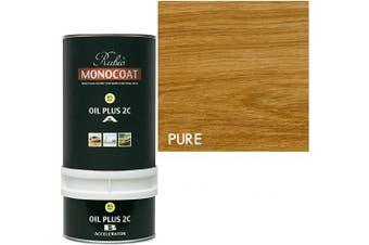 (350 ml) - Rubio Monocoat Zero VOC 2 Component Oil Finish Pure (350 mL)