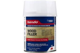 (Bondo 20082 Home Solutions Wood Filler, 1 Quart) - Bondo 20082 Home Solutions Wood Filler 0.9l