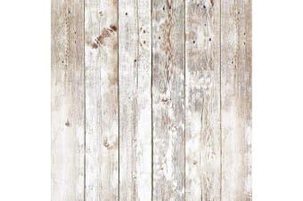 (16.4ft x 1.47ft) - 5m Rustic Wood Wallpaper Wood Plank Wallpaper Self Adhesive Wallpaper Removable Wallpaper Shiplap Weathered Reclaimed Distressed Wood Wallpaper Stick and Peel Vinyl Faux Wood Look Wallpaper Roll