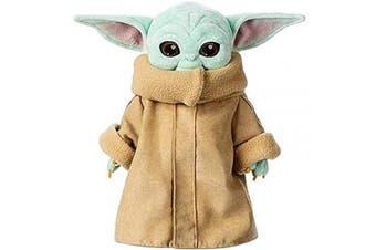 Maikoa The Child Yoda Toy Baby Yoda Plush Toys(30cm 1pcs)