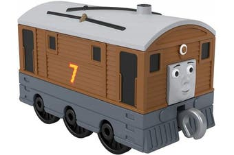 Thomas & Friends GHK63 Fisher-Price Toby
