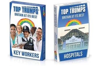 Top Trumps Britain at its Best Bundle Card Game