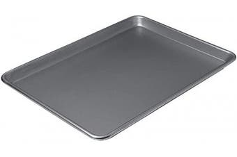 (43cm -by-12.25) - Chicago Metallic 16813 Professional Non-Stick Cooking/Baking Sheet, 43cm -by-31cm
