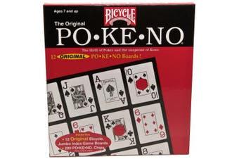 (Original Version) - Bicycle Original Pokeno Card Game