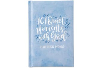 Brownlow Gifts 101 Quiet Moments with God Gift Book, Boy