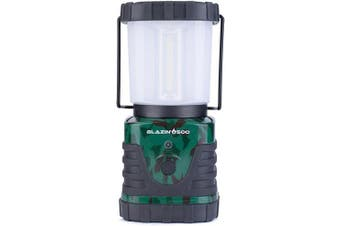 (500 Lumen, Camo) - Brightest LED Storm & Power Outage Lantern - Battery Powered - 500 Lumen - 6 Day Run Time