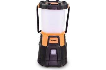 (Battery Operated) - Blazin' Fireball | Brightest Lanterns Battery Powered | LED Hurricane Lantern | Emergency, Storm, Camping Torch | Battery Operated Lights | 1000 Lumen Lantern