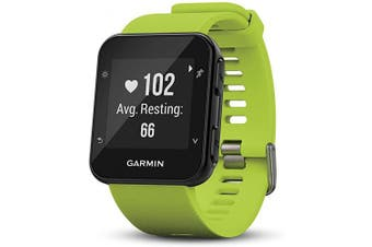Garmin Forerunner 35, Easy-to-Use GPS Running Watch, Lime, 1 (010-01689-01)