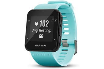 (Watch Only, Frost Blue) - Garmin Forerunner 35, Easy-to-Use GPS Running Watch, Frost Blue, 1 (010-01689-02)