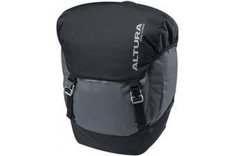 Altura Unisex's Dryline 2 Pannier, Grey/Black, 32 Litre