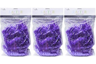 (Orchid) - Brite Star Easter Grass Décor, 35ml, Orchid, 3 Pieces