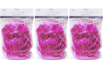 Brite Star Easter Grass Décor, 35ml, Pink, 3 Pieces