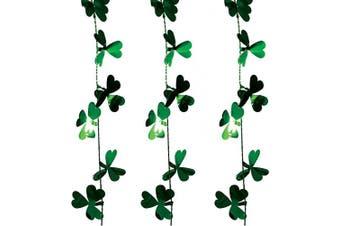 Brite Star St. Patrick Tinsel, 3.7m, Green