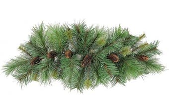 (Gxw4918-natural) - Admired By Nature GXW4918-NATURAL 39 Tips Christmas Pine Swag