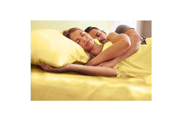 California King Yellow Extra Deep Pocket Sheets 4 Piece Sheet Set Cal King Size Sheets Deep