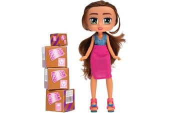 (Serenity) - Boxy Girls Season 3 Dolls- Serenity