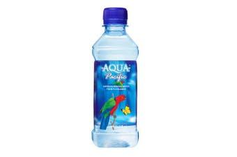 Aqua Pacific Artesian Mineral Water 330ml