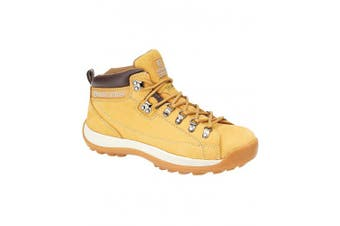 (Honey, Female, 5) - Amblers Steel FS122 Safety Boot / Womens Boots