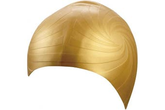(One Size, Gold) - Beco Racer Silicone Cap