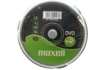 Maxell M160 - blank DVDs (DVD+R)