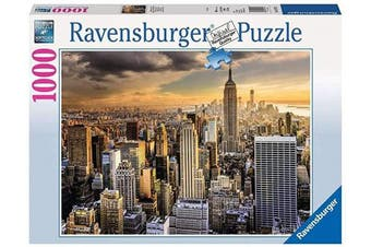 Ravensburger 500700cm Great New York Puzzle (1000-Piece)