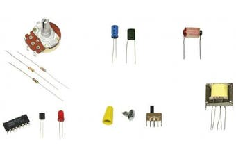 Elenco ECK10 Learn Electronic Components - clamshell