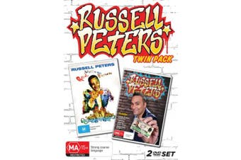 Russell Peters Twin Pack  [2 Discs] [Region 4]