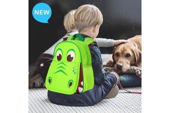 Toddler Backpack, 30cm Dinosaur Prechool Bag for Boys Girls