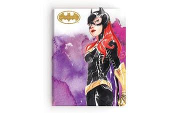 (Bat Woman) - Paper House Productions JL3004 DC Comics Batgirl Softcover Journal Lined Notebook